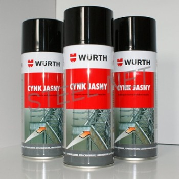 CYNK JASNY WURTH 400ML W AEROZOL