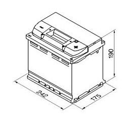 et jeblik i livet af rytteren akumulator topla 12v 66ah. Black Bedroom Furniture Sets. Home Design Ideas