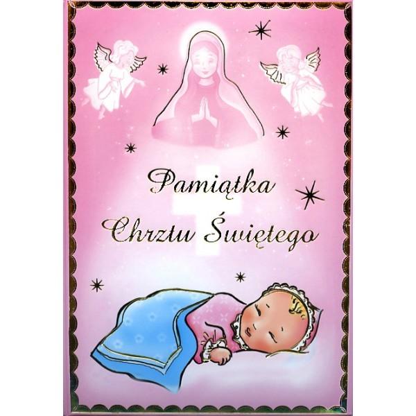 d869c5be010d75 Pamiątka Chrztu Świętego - WDS Sandomierz