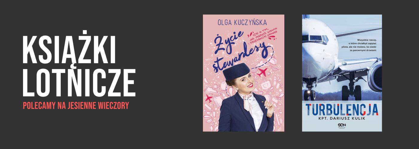 Życie Stewardesy. Turbulencja. Książki AirPoint