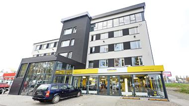 Oddział KÄRCHER CENTER FORTECH