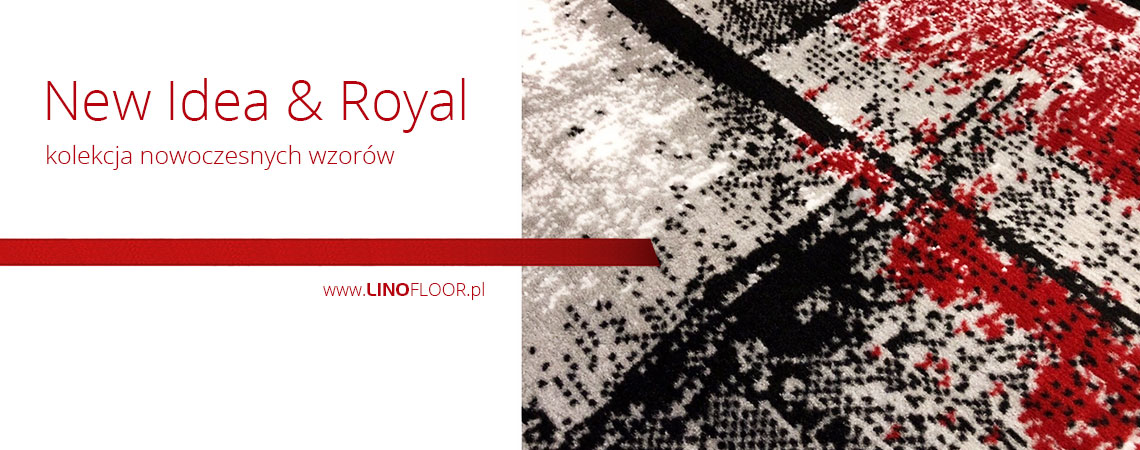 Poznaj kolekcję New Idea & Royal