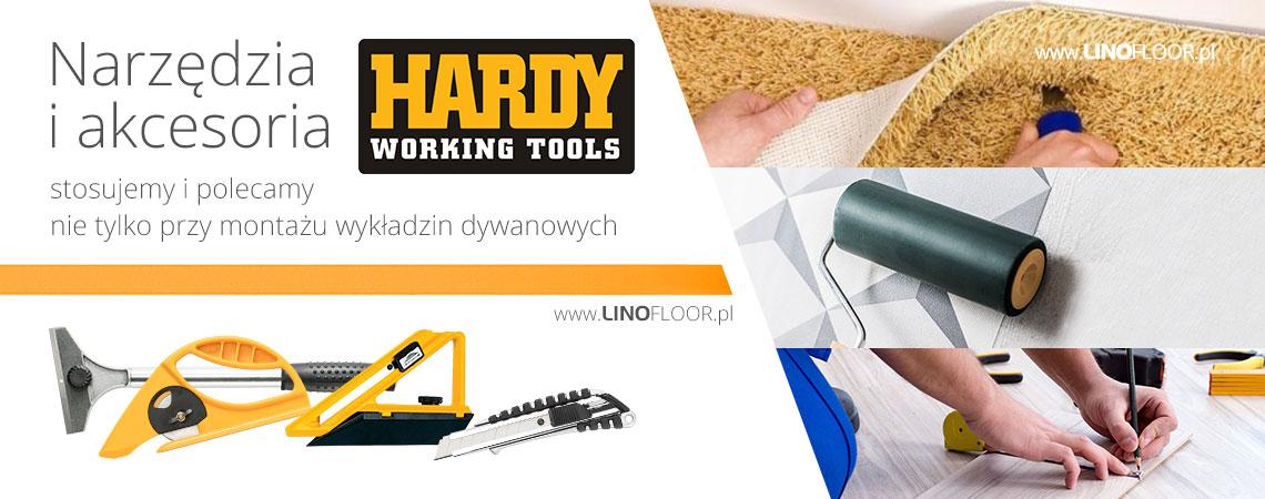 Poznaj narzędzia HARDY