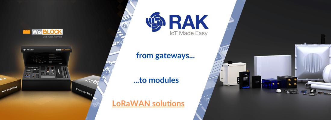 Rak Wireless LoRaWAN