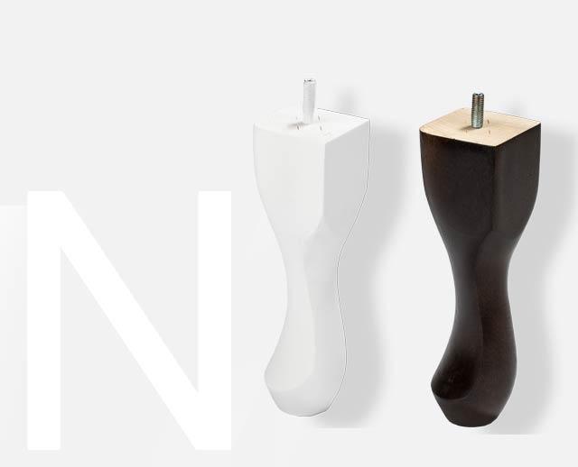 Nogi i nóżki drewniane , duży wybór nóg