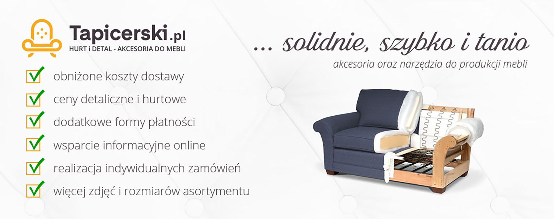 Oferta Tapicerski.pl