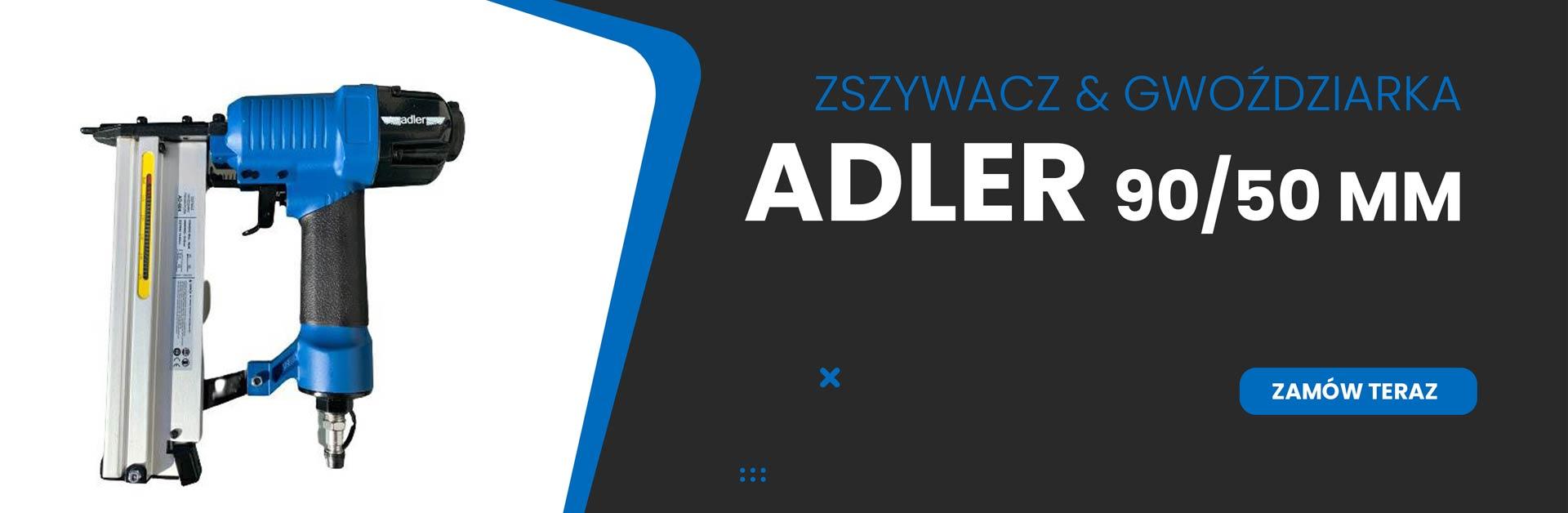 Adler Zszywacz Gwoździarka
