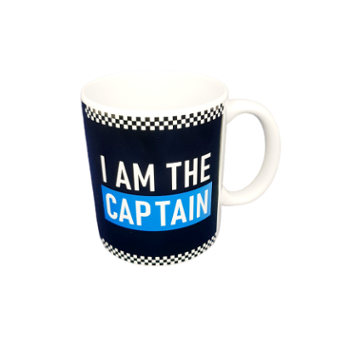 Kubek I AM THE CAPTAIN