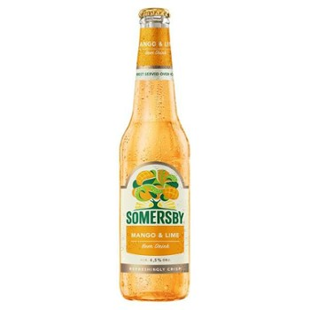 Piwo but.B/Z Somersby Mango&Lime 0,4L*24