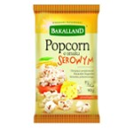 Bakalland pop-corn SEROWY 90g. *24