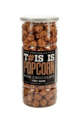 THIS IS POPCORN CZEKOLADOWY 100G*21