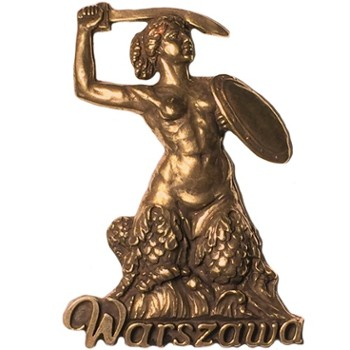 Metal magnet (copper) Warsawa