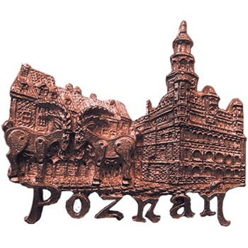 Metal magnet (copper) POL-MM-103 Poznan