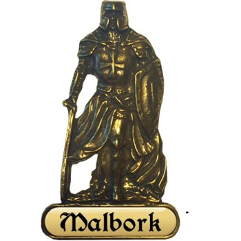 Malbork_knight_bronze