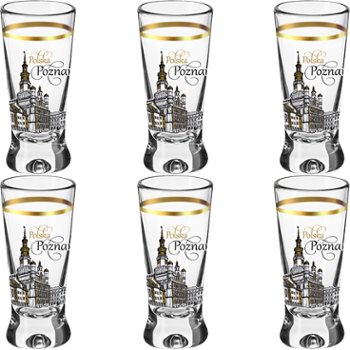 Kieliszki Shot glass