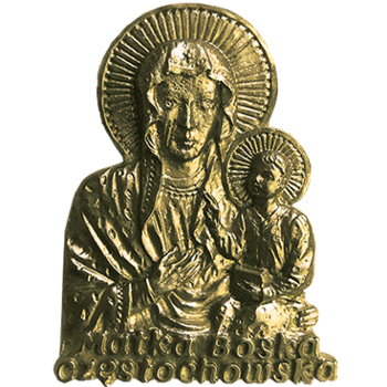 Metal magnet (bronze)