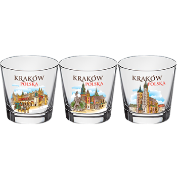 Kieliszki Shot glass gloria