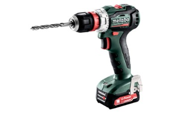 METABO wiertarko-wkrętarka POWER MAXX BS 12 BL Q (601039500)