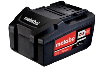 METABO akumulator 18 V Li-Power - 5,2 Ah (625592000)
