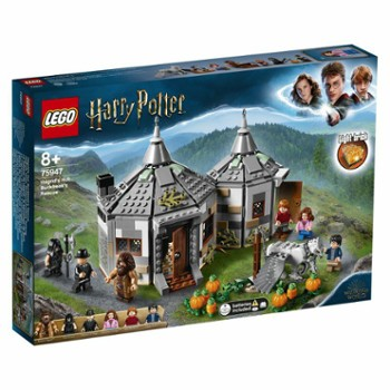 LEGO Harry Potter 75947 Chatka Hagrida