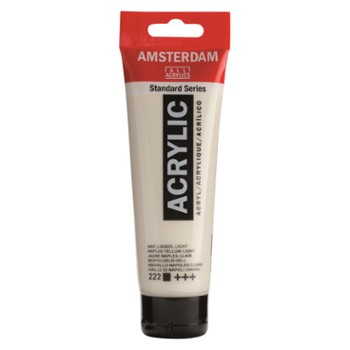 Amsterdam Acrylic Naples Yellow LT 120ml