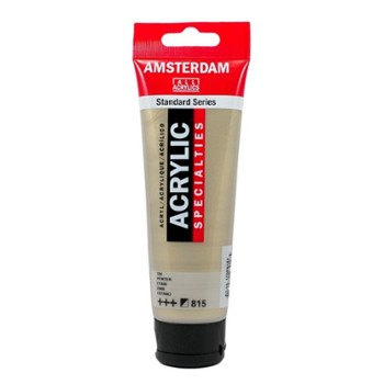 Amsterdam Acrylic Pewter 120ml