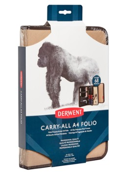 Torba Carry ALL A4 Folio Canvas 2302619