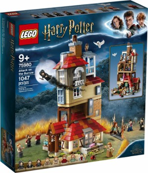 LEGO Harry Potter 75980 Atak na Norę