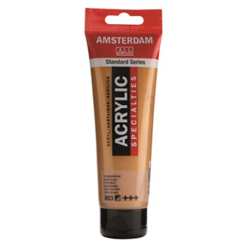 Amsterdam Acrylic Deep Gold 120ml