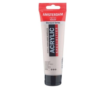 Amsterdam Acrylic Pearl Red 120ml