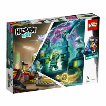 LEGO Hidden Side 70418 Laboratorium