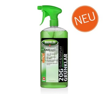 MAXOLEN - GLASS&DISPLAY CLEANER 1L