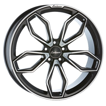FELGA Lorinser RS11 FORGED CZARNY DS