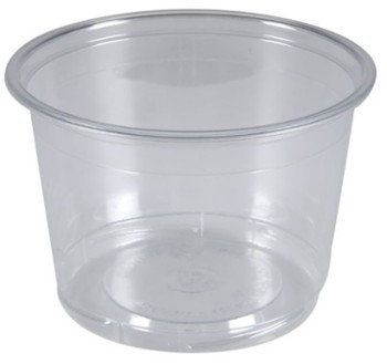 TowerPac2 round container 200ml 50pcs