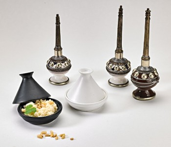 FINGERFOOD mini porcelana - Tajine