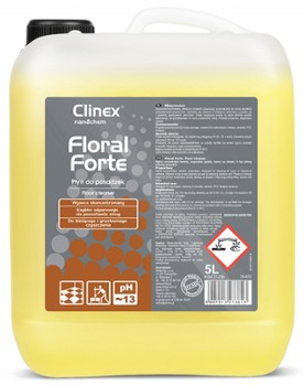 CLINEX Floral Forte 5L do podłóg