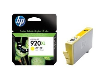 #HP OFFICEJET 920XL yellow (żółty)