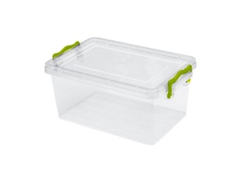 Pojemnik StrongBOX 35l transparent