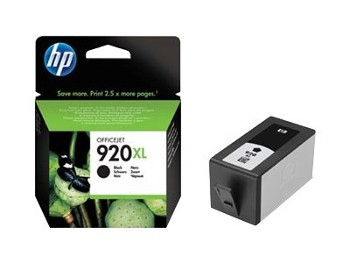 #HP OFFICEJET 920XL czarny