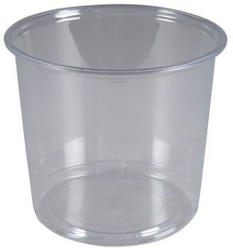 TowerPac3 round container 750ml 100pcs