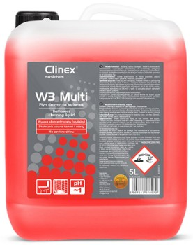 CLINEX W3 Multi 5L do toalet