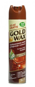 GOLD WAX 250+50ml CLASIC preparat