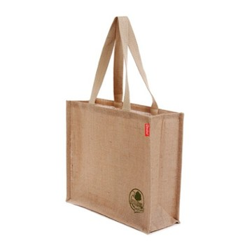 GREENBAG NATURAL Torba z juty, naturalna