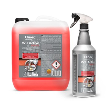 CLINEX W3 Active SHIELD 1L do toalet