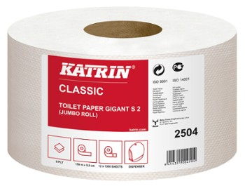 KATRIN Papier toaletowy ClassicS2 Gigant