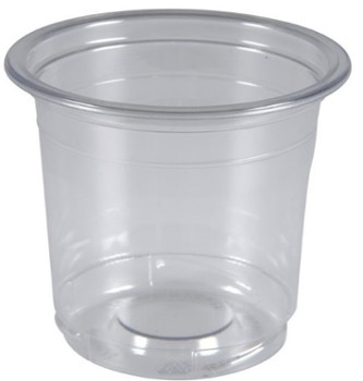 TowerPac1 round container 90ml 2500 pcs