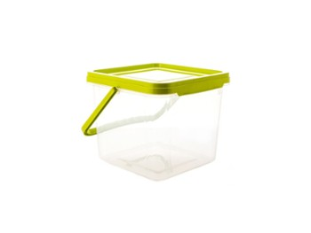 Pojemnik Clean BOX 6,3l transparent