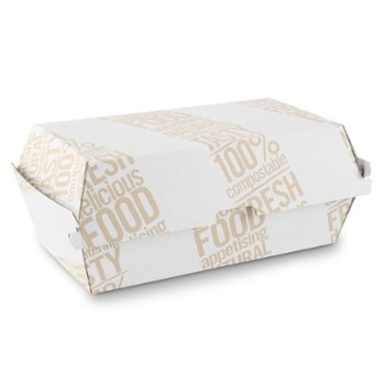 TAKEAWAY BOX 900ml z nadrukiem