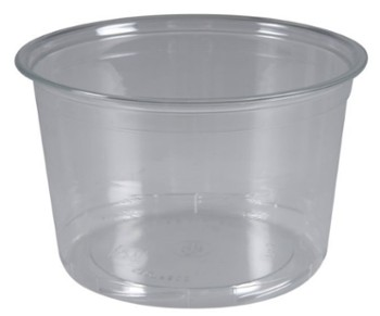 TowerPac3 round container 500ml 100pcs