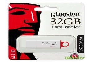 Pamięć USB KINGSTON 32GB DT G4